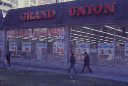 Grand Union on LaGuardia Place