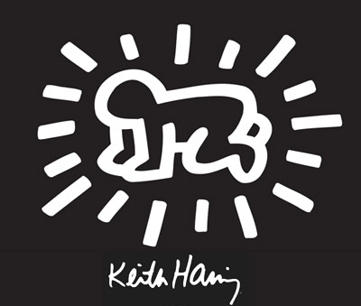 Keith Haring's Radiant Baby