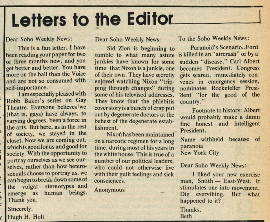 Write A Formal Letter To The Editor Of A Local Newspaper
