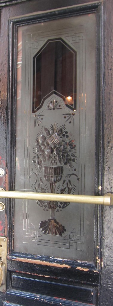 H:  Front door of Fanelli Cafe