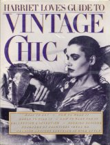 Harriet Love's  book about vintage chic