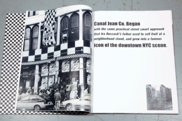 The facade of the original Canal Jean on Canal Street (image: Coroflot)