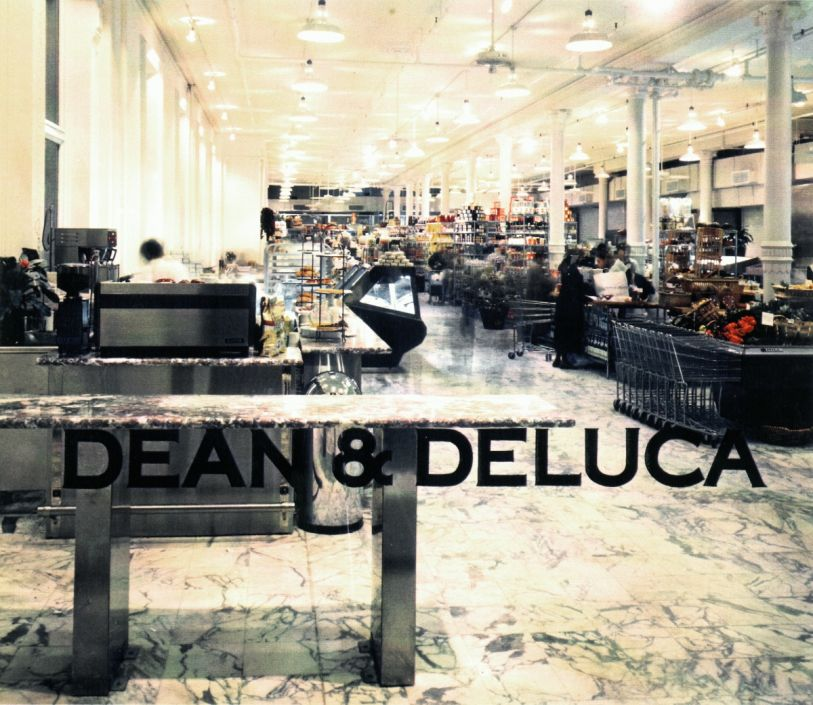 The Dean & Deluca flagship store on Broadway