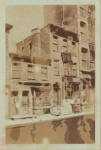 Red Light District: 1850's — The side streets of the area became lined with brothels and the neighborhood was known as New York's first red light district. (image: NYPL via Ephemeral Ne York)