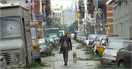 I am legend mercer
