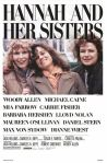 Hannah and Her Sisters (1986) directed by Woody Allen