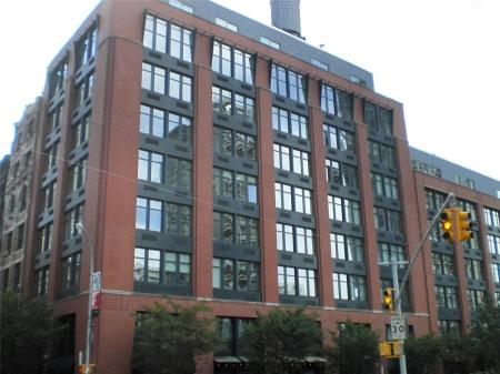25 West Houston Street, whose most famous artist-resident is Kanye West, is exempt from JLWQ because it was built on a lot AFTER the law went into affect.