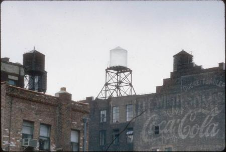 Rachel Whitehead's Water Tower (photo: Public Art Fund)