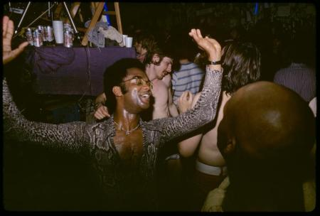 Dance at Gay Activist Alliance Firehouse, 1971 (photo: Diana Davies, NYPL digital collection)