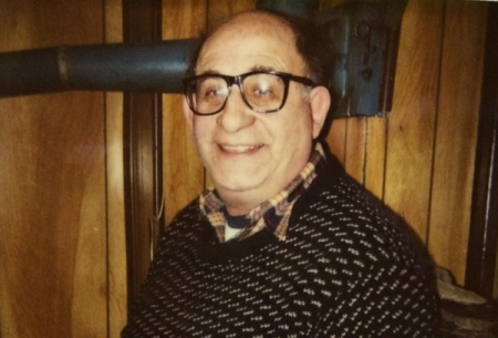 Morris Diamond worked at his family's embroidery factory at 101 Spring Street from after World War II until 1969 when the factory closed. He then worked with his brother, Calman Batt, at the garage at 165 Mercer Street until his death in 1987. Jay Batt, Morris' nephew, ran the garage until it closed at the end of last year.