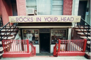 Rocks in Your Head, Prince Street, ND (photo: Alex @Flaming Pablum (http://vassifer.blogs.com)
